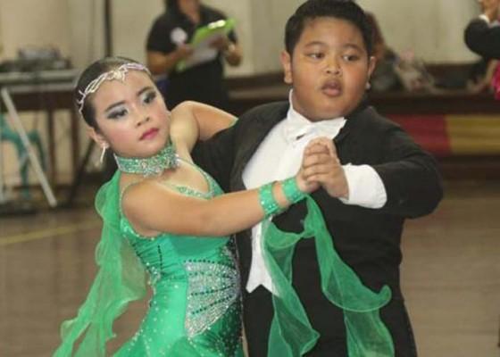 Nusabali.com - denpasar-juara-kejurda-dansa
