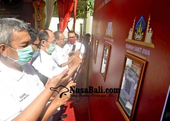 Nusabali.com - rumah-sakit-milik-pemprov-bali-terapkan-transaksi-qris