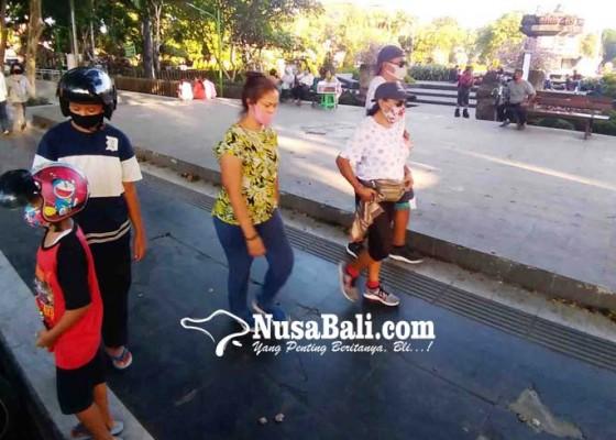 Nusabali.com - satpol-pp-denpasar-siaga-jaga-ruang-publik