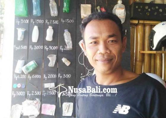 Nusabali.com - geliat-bank-sampah-kaliber-di-tengah-pandemi