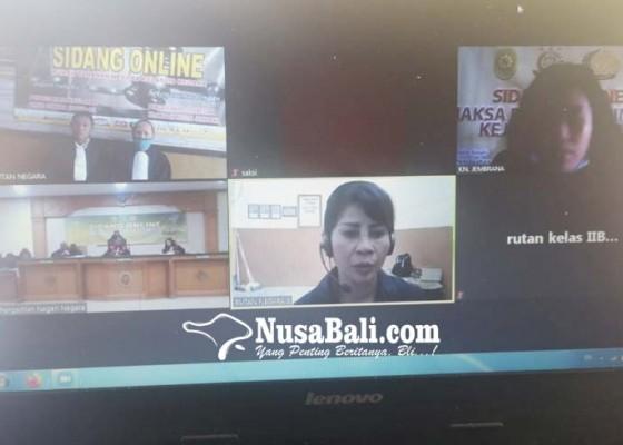 Nusabali.com - ketua-ksp-sedana-yoga-dituntut-3-tahun-bui