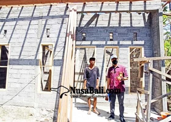 Nusabali.com - rehab-rumah-batal-direfocusing-covid-19