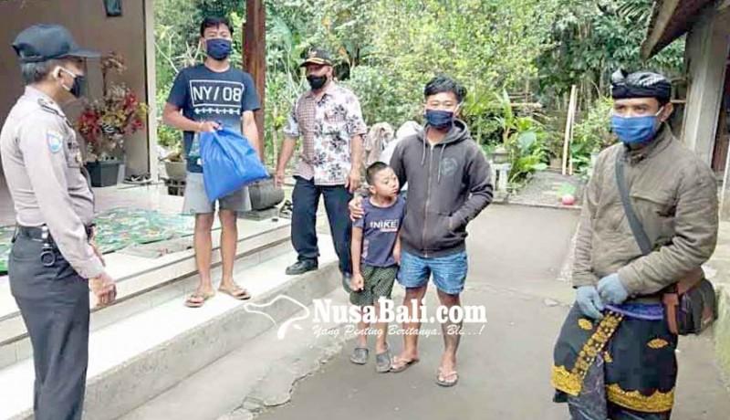 www.nusabali.com-7-kk-desa-peringsari-jalani-karantina-mandiri