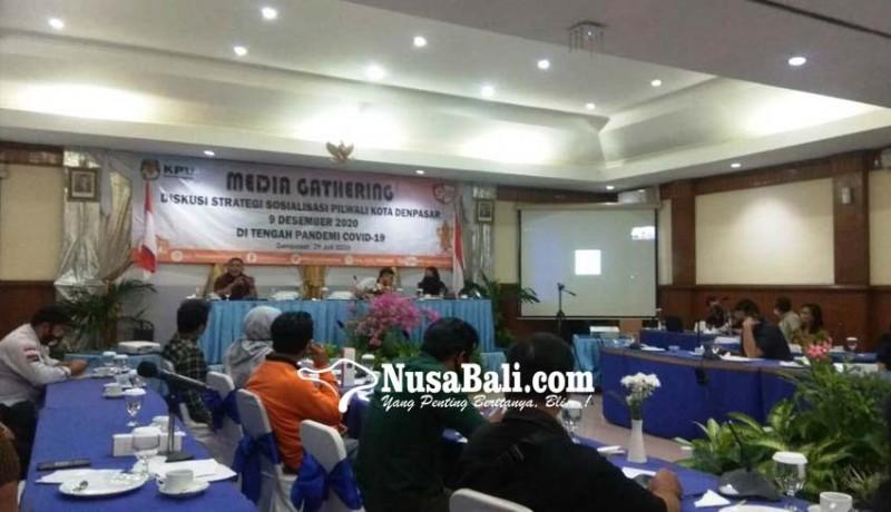 www.nusabali.com-kpu-bali-tak-larang-sosialisasi-pilkada-dengan-tatap-muka