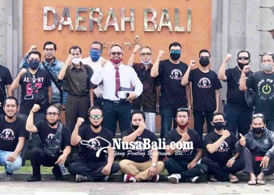 Nusabali.com - bendesa-bugbug-dilaporkan-ke-polda