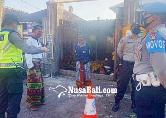 Nusabali.com - polsek-kubu-perketat-penjagaan-di-pasar-rubaya
