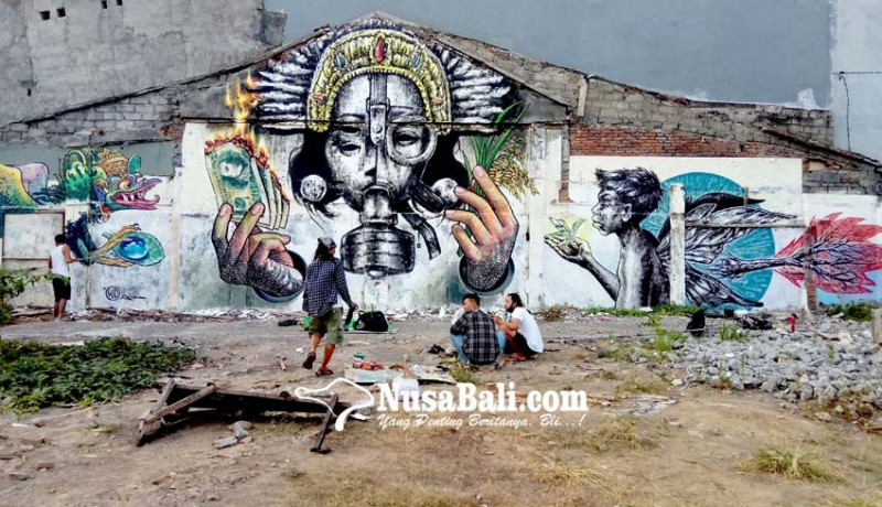 www.nusabali.com-kritik-pariwisata-bali-melalui-mural
