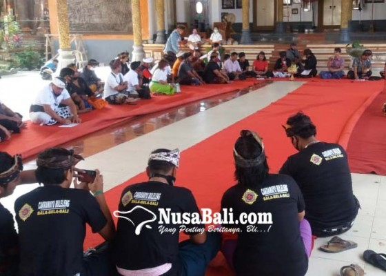 Nusabali.com - forum-komunikasi-taksu-bali-siapkan-aksi-damai-tolak-hk