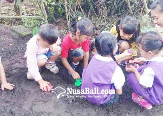 Nusabali.com - tk-dan-sd-di-karangasem-belajar-luring