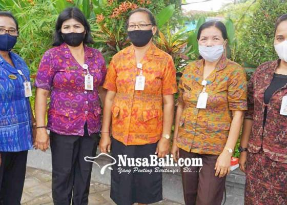 Nusabali.com - bupati-karangasem-resmikan-4-tk-negeri