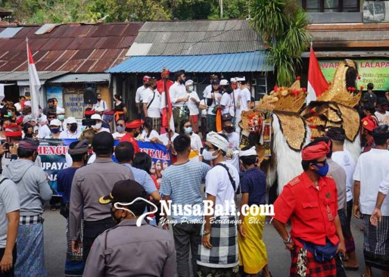 Nusabali.com - desa-adat-padangbai-tolak-pembangunan-dermaga-iii