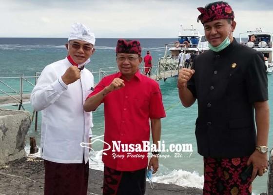 Nusabali.com - gubernur-koster-bereskan-biaya-renovasi-pura-dalem-setra-batununggul