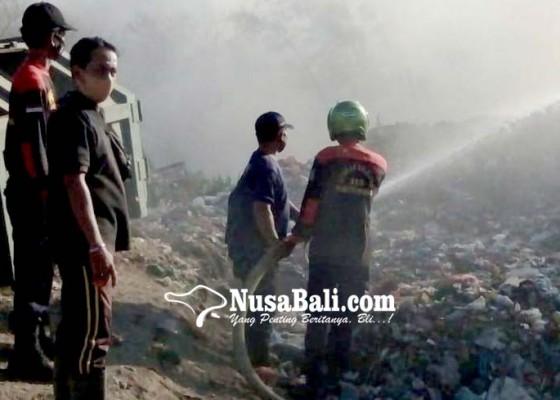 Nusabali.com - asap-tpa-bengkala-teror-warga