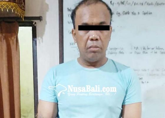 Nusabali.com - gasak-hp-pria-bertato-diringkus