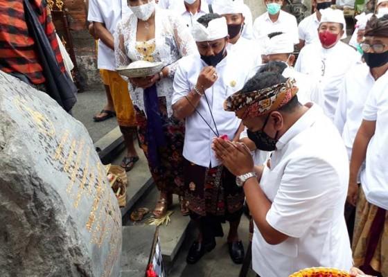 Nusabali.com - banjar-mukti-singapadu-gelar-karya-di-tengah-covid-19