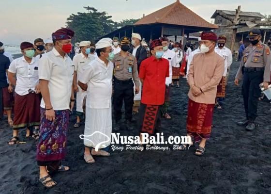 Nusabali.com - pelabuhan-segitiga-emas-dirancang-bermotif-ukiran-kuno-khas-nusa-penida