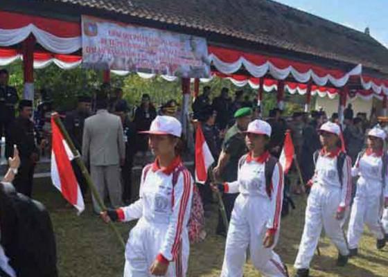 Nusabali.com - perayaan-hut-ri-di-karangasem-tanpa-napak-tilas