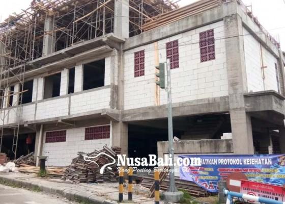 Nusabali.com - tahun-2020-pemkab-gianyar-bangun-dua-pasar-desa-adat