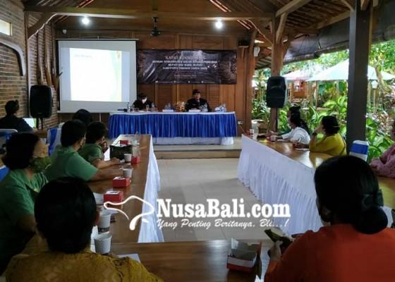 Nusabali.com - bawaslu-tabanan-undang-kaum-perempuan