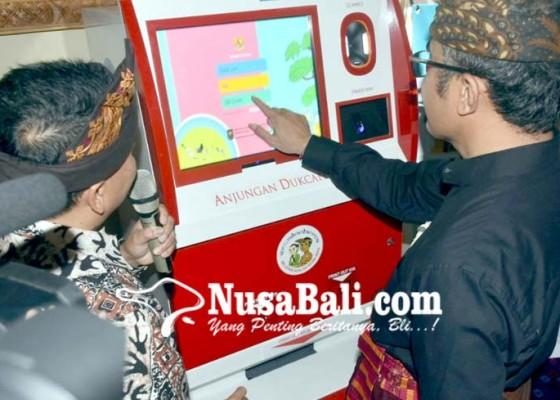 Nusabali.com - pengadaan-baru-lima-bulan-mesin-adm-sudah-rusak