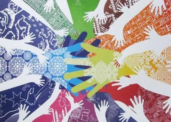 Nusabali.com - merawat-kebhinekaan-menyambut-hut-proklamasi-di-kala-pandemi