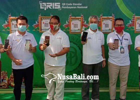 Nusabali.com - bank-bpd-bali-sosialisasikan-qris-di-kawasan-wisata