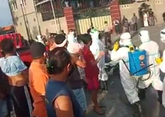 Nusabali.com - kremasi-jenazah-pasien-covid-19-ditolak-warga