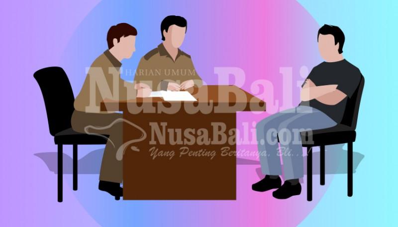 www.nusabali.com-diperiksa-perbekel-banjar-lolos-penahanan