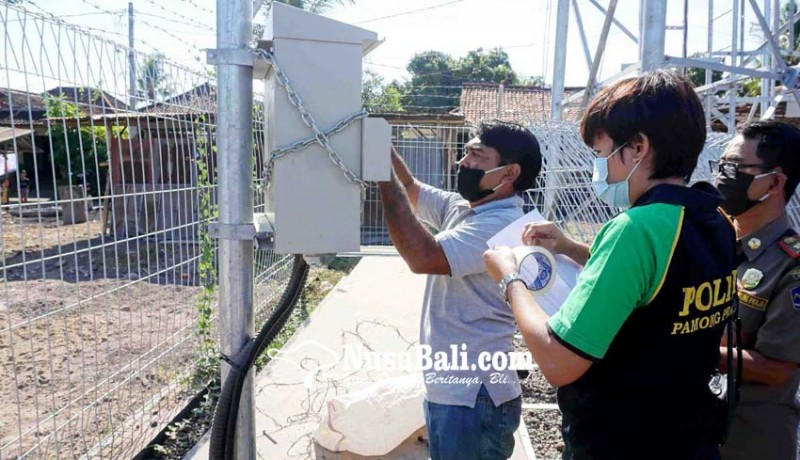 www.nusabali.com-pemkab-segel-tower-seluler-dan-stop-proyek-villa
