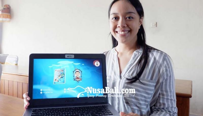 www.nusabali.com-seri-keempat-komik-luh-ayu-manik-mas-digarap-dalam-bentuk-animasi