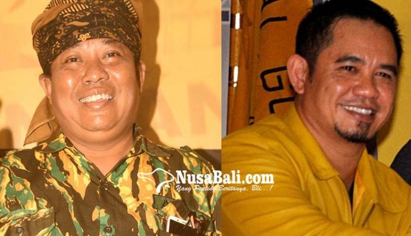 www.nusabali.com-perebutan-ketua-golkar-denpasar-ngurah-agung-tantang-wandira