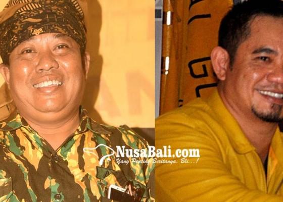Nusabali.com - perebutan-ketua-golkar-denpasar-ngurah-agung-tantang-wandira