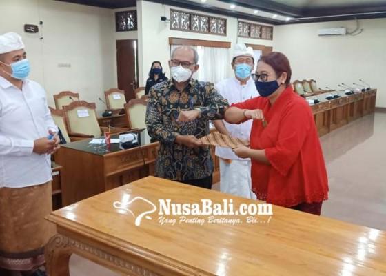 Nusabali.com - dewan-energi-nasional-cek-rued-provinsi-bali