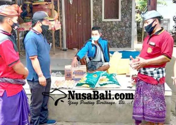 Nusabali.com - terpapar-covid-19-di-tajen-5-kk-dikarantina