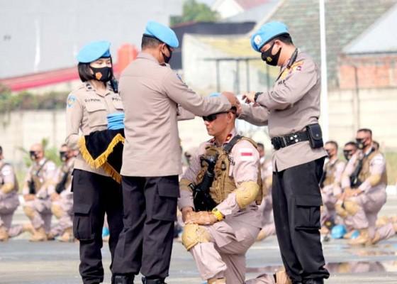 Nusabali.com - 6-personel-polda-bali-dikirim-ke-afrika-tengah
