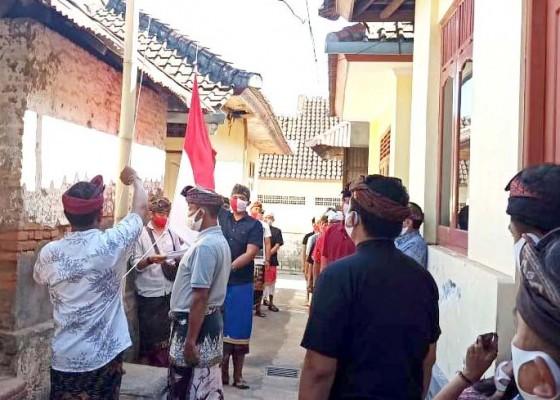 Nusabali.com - rumah-ibunda-bung-karno-di-buleleng-gelar-peringatan-hut-ri