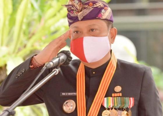 Nusabali.com - pimpin-apel-hut-ke-75-ri-walikota-rai-mantra-ajak-tingkatkan-kreativitas-untuk-indonesia-maju