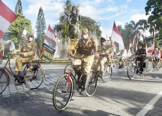 Nusabali.com - semangat-pecinta-sepeda-tua-di-tengah-pandemi-covid-19