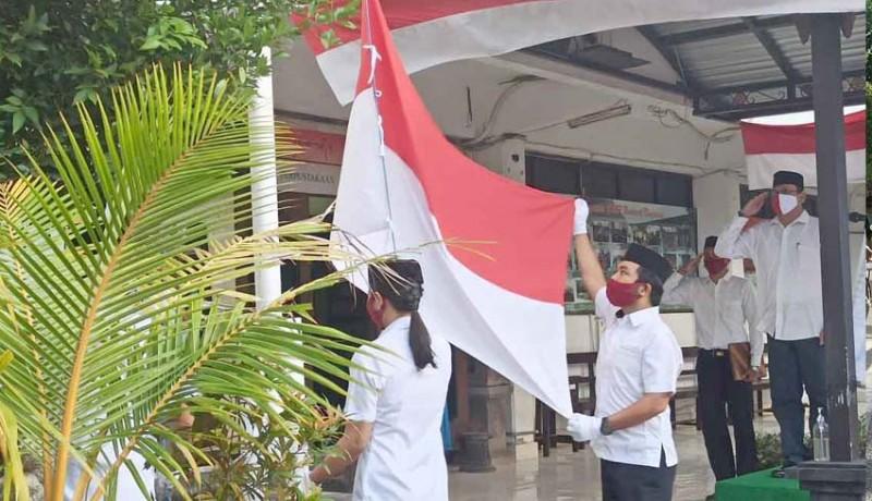www.nusabali.com-perdiknas-denpasar-peringati-hut-ke-75-kemerdekaan-ri