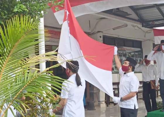 Nusabali.com - perdiknas-denpasar-peringati-hut-ke-75-kemerdekaan-ri