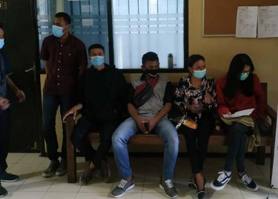 Nusabali.com - 4-remaja-asal-ntt-laporkan-lpk-dharma-bali