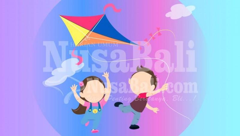 www.nusabali.com-pln-larang-terbang-layangan-berlampu