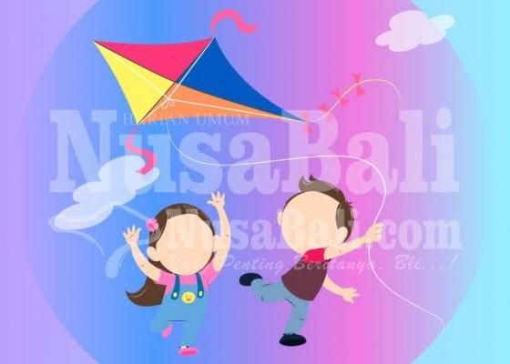 Nusabali.com - pln-larang-terbang-layangan-berlampu