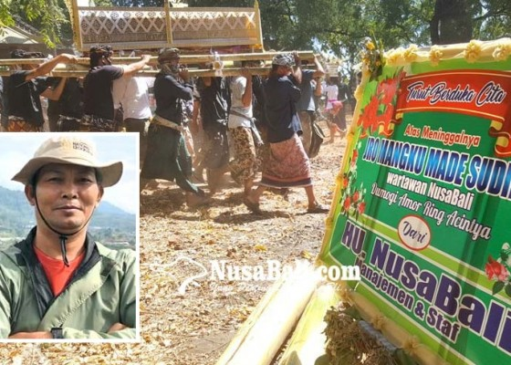 Nusabali.com - desa-adat-berterima-kasih-atas-20-tahun-pengabdian-almarhum