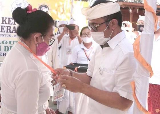 Nusabali.com - jaya-negara-buka-diklat-kepemangkuan-dan-serati-banten-tingkat-pemula