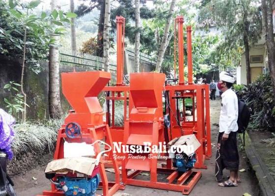 Nusabali.com - alat-pengolahan-sampah-dari-klh-status-titipan