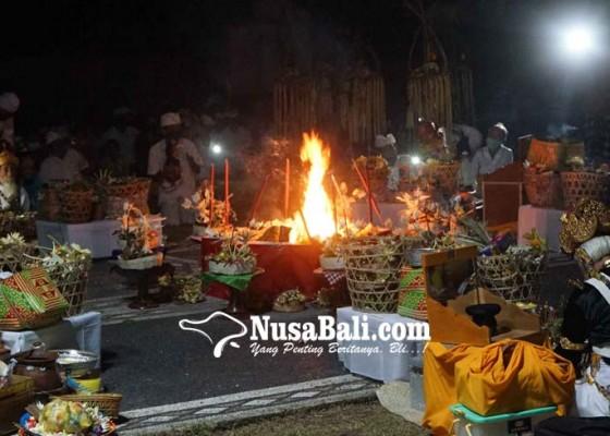 Nusabali.com - 9-sulinggih-muput-ritual-nyomya-covid-19