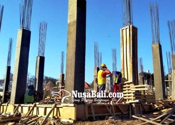 Nusabali.com - pembangunan-smpn-14-jalan-terus
