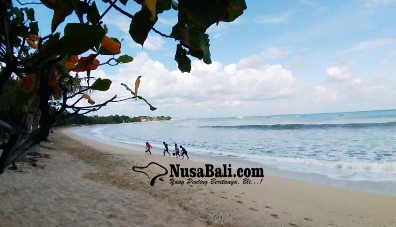 www.nusabali.com-pantai-kuta-lengang