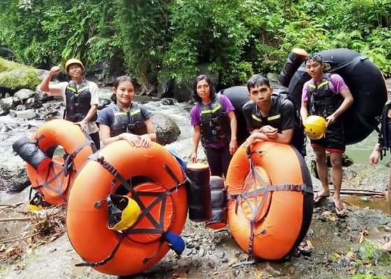 Nusabali.com - desa-cau-belayu-marga-kembangkan-desa-wisata-dilengkapi-wisata-tubing
